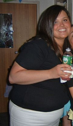 An extremely encouraging and honest blog(?) about weight loss (and happiness) and the journey this girl took to get where she is today.