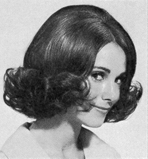 500 best images about Vintage Hair 1 on Pinterest | 60s ...