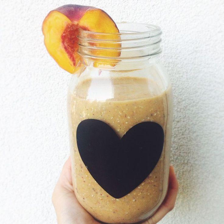 Smoothie dnia: Oatmealove, fot. instagram @ellepolska