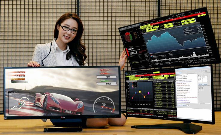 LG will be showcasing world's first 34-inch 21:9 UltraWide Monitors at this International CES 2015, including Curved displays, Multi-Display and many more. Check out the link to know more..