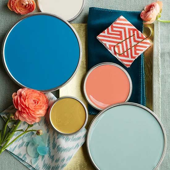 Here's a comprehensive list of all that you need to know when choosing paint.