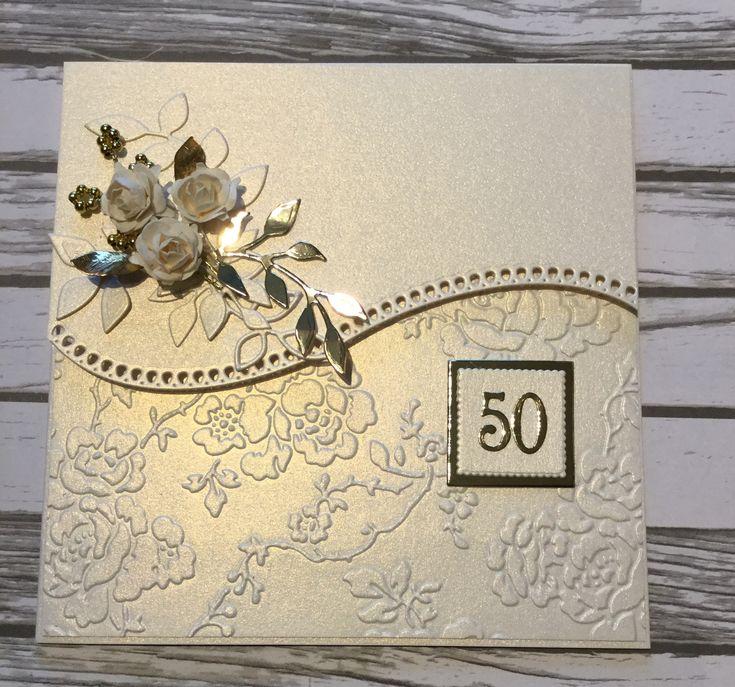 Приглашения открытки 50 лет