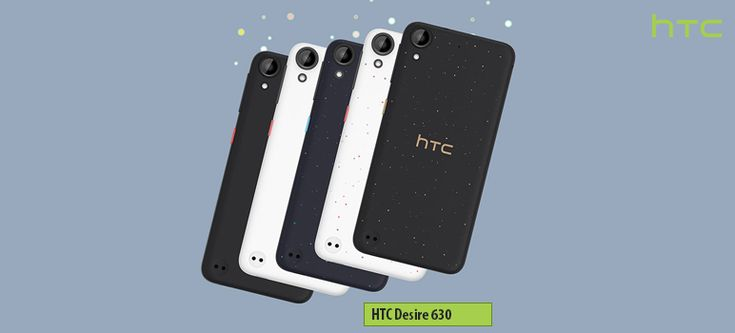 HTC Desire 630 Android smartphone. Announced 2016, February. Features 3G, 5.0″ Super LCD capacitive touchscreen, 13 MP camera, Wi-Fi, GPS, Bluetooth.
