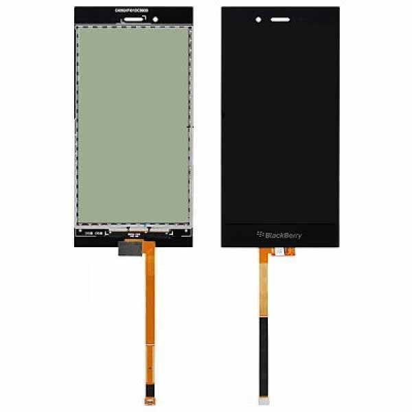 LCD Display + Touch Screen Digitizer Assembly for BLACKBERRY Z3 (Black) | eBay