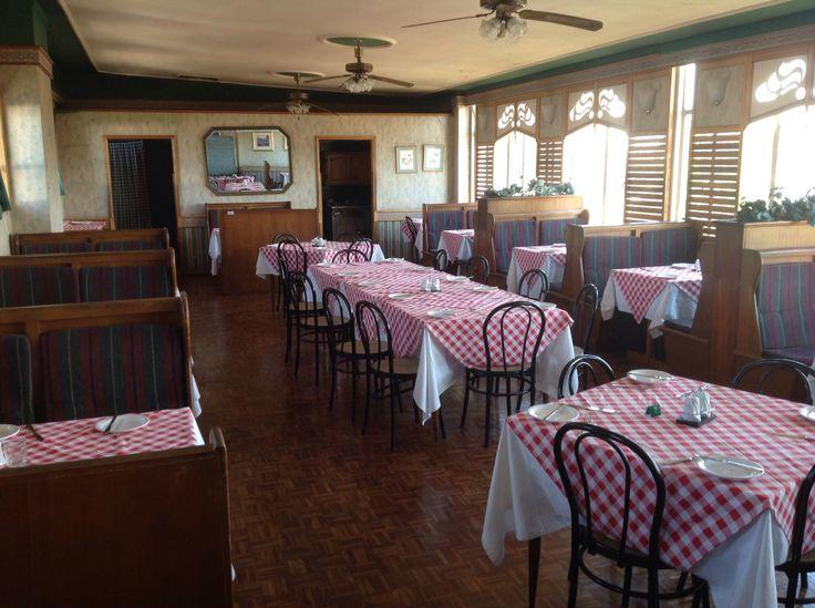 Selous Hotel Dining Room Harare Zimbabwe Budget