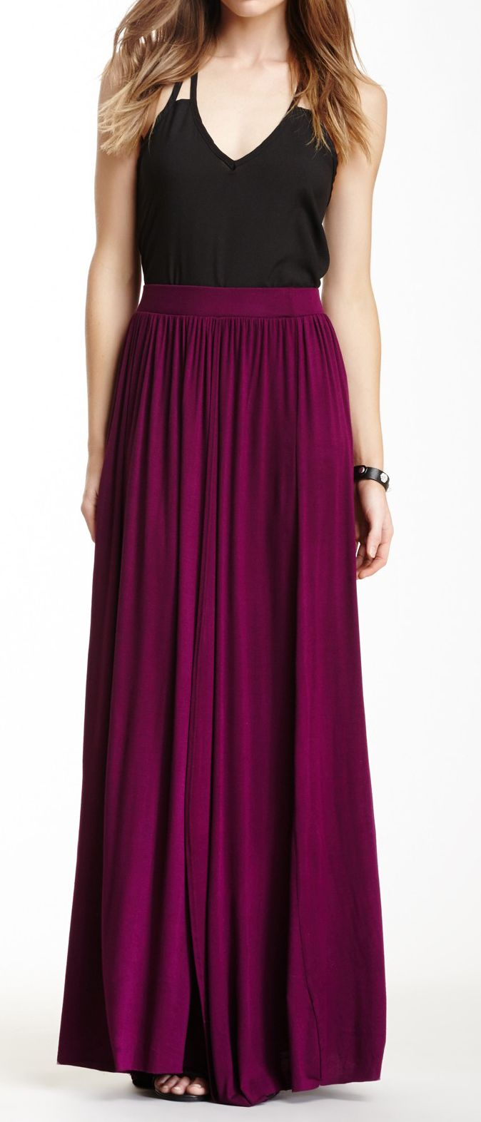 1000  images about MODA - SAIAS on Pinterest   Linen skirt, Maxi ...