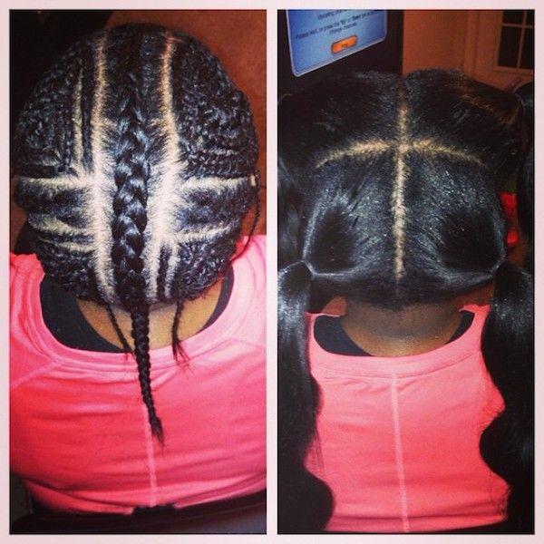 The Vixen Sew-in | My Sista, Our hair! | Pinterest | Hair, Hair ...