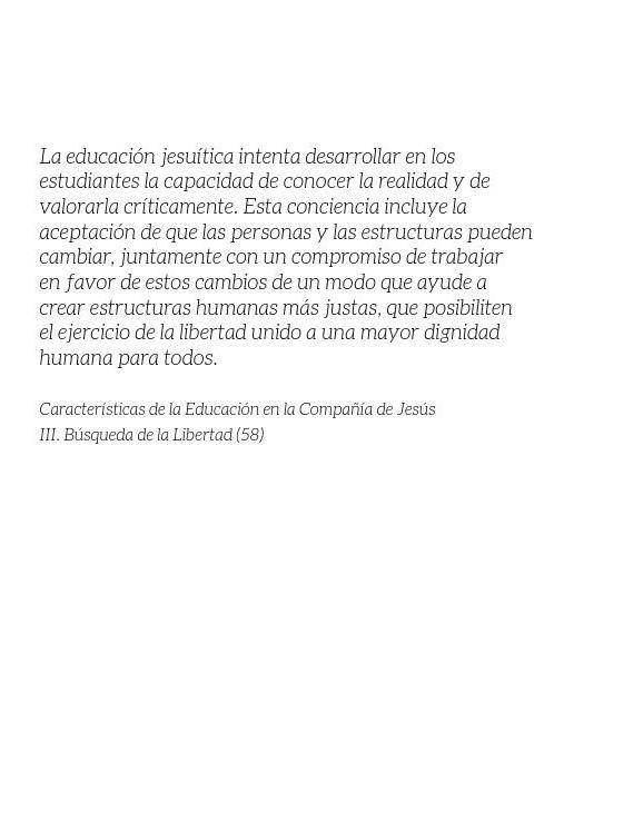 #ClippedOnIssuu from Revista educacion y sociedad Jesuitas