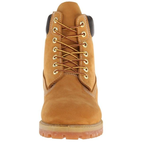 """Timberland Classic 6"""" Premium Boot ($190) via Polyvore featuring shoes, boots, naot footwear, naot, naot boots and naot shoes"""