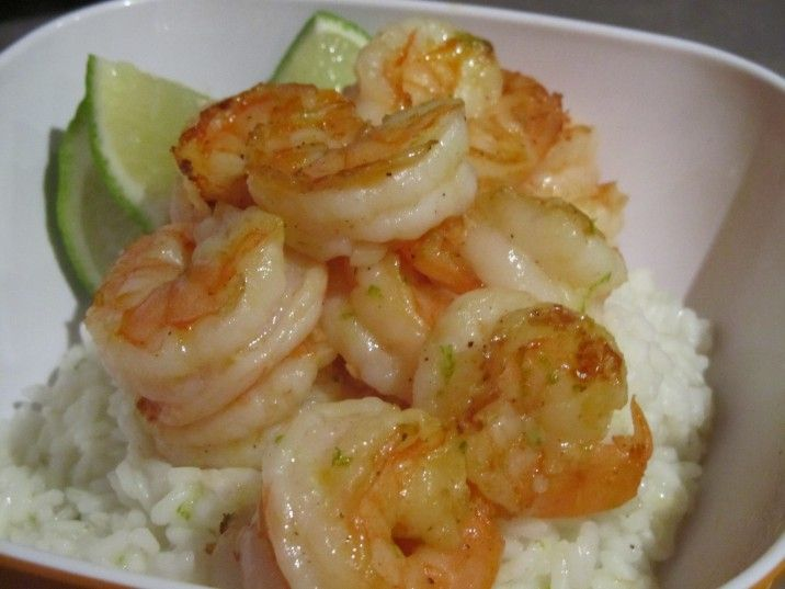 Orange Tequila Shrimp - And I think Grand Marnier would work great, as ...