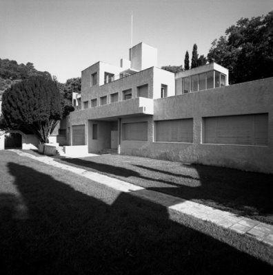 Villa Noailles by Robert Mallet Stevens