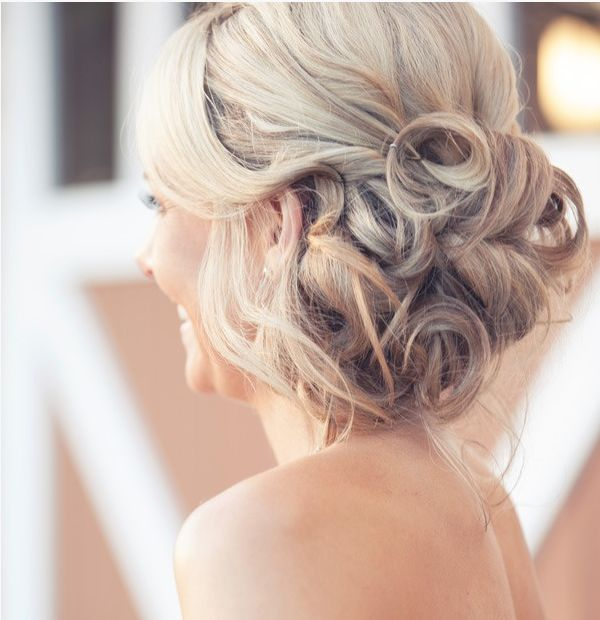Get Ready for Your Close-up with Chic and Stylish Wedding Updos - MODwedding