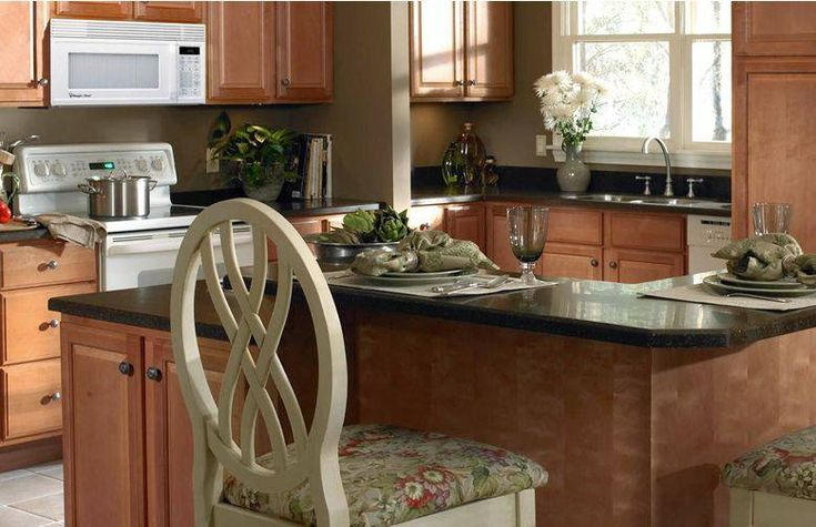 10 incredible kitchen islands with seating kitchen - Kitchen peninsula designs with seating ...