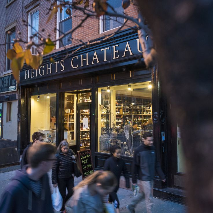 The wine shop on a stretch between Brooklyn Heights and Cobble Hill is an oenophile's apothecary.