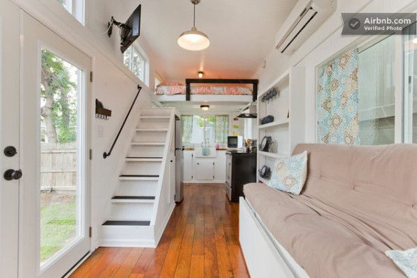 Family Builds Music City Tiny House for Fun and Extra Income Photo