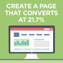 How to Create a Squeeze Page That Converts at 21.7% (Case Study)
