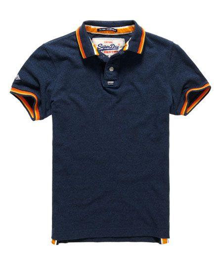 Superdry Surf Edition Piqué Polo-Shirt