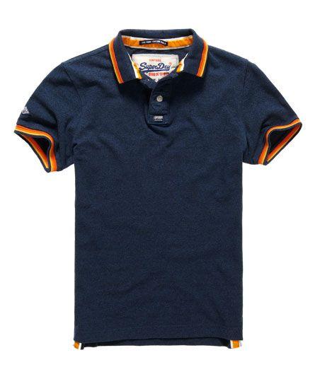 Superdry Surf Edition Piqué Polo-Shirt
