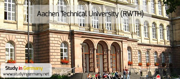 Aachen Technical University (RWTH) RWTH About Aachen University Aachen Technical University – English: RWTH Aachen University, German: Rheinisch-Westfälische Technische Hochschule Aachen – a technical university with more than 40 students, 130 undergraduate and master programs, is the largest technical university in Germany.     #studyingermany #aachen #technical #university #about #german #english