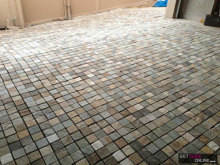Porch Gold Quartz 300x300 (Code:00501) - Get Tiles Online