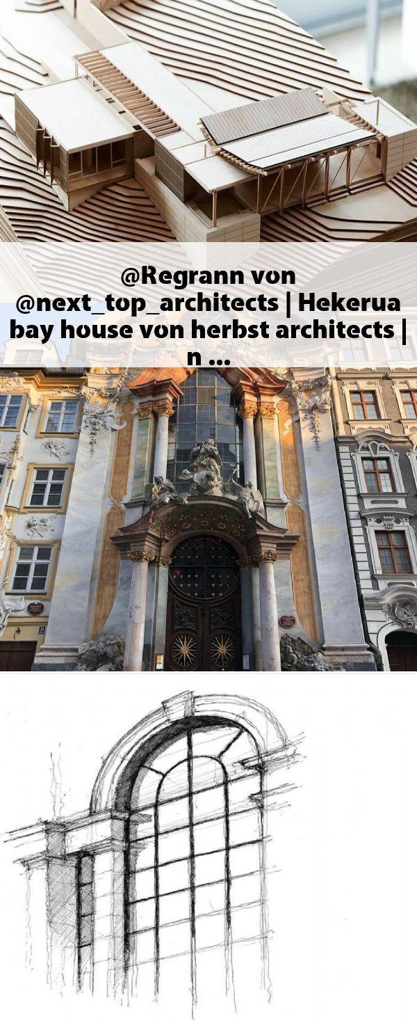 @Regrann von @next_top_architects | Hekerua bay house von herbst architects | #n…