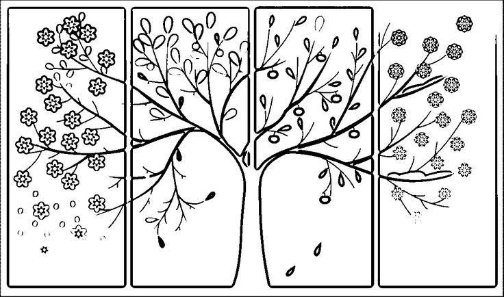 season coloring page  malvorlagen malvorlagen für kinder