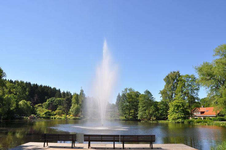 Der Kurpark von #Braunlage als Quelle der Ruhe und #Entspannung