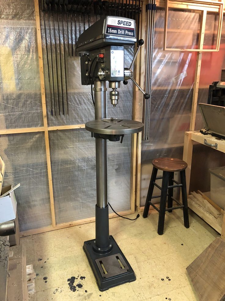Cleaned up my new to me Drill Press https//ift.tt/2s4RgN6