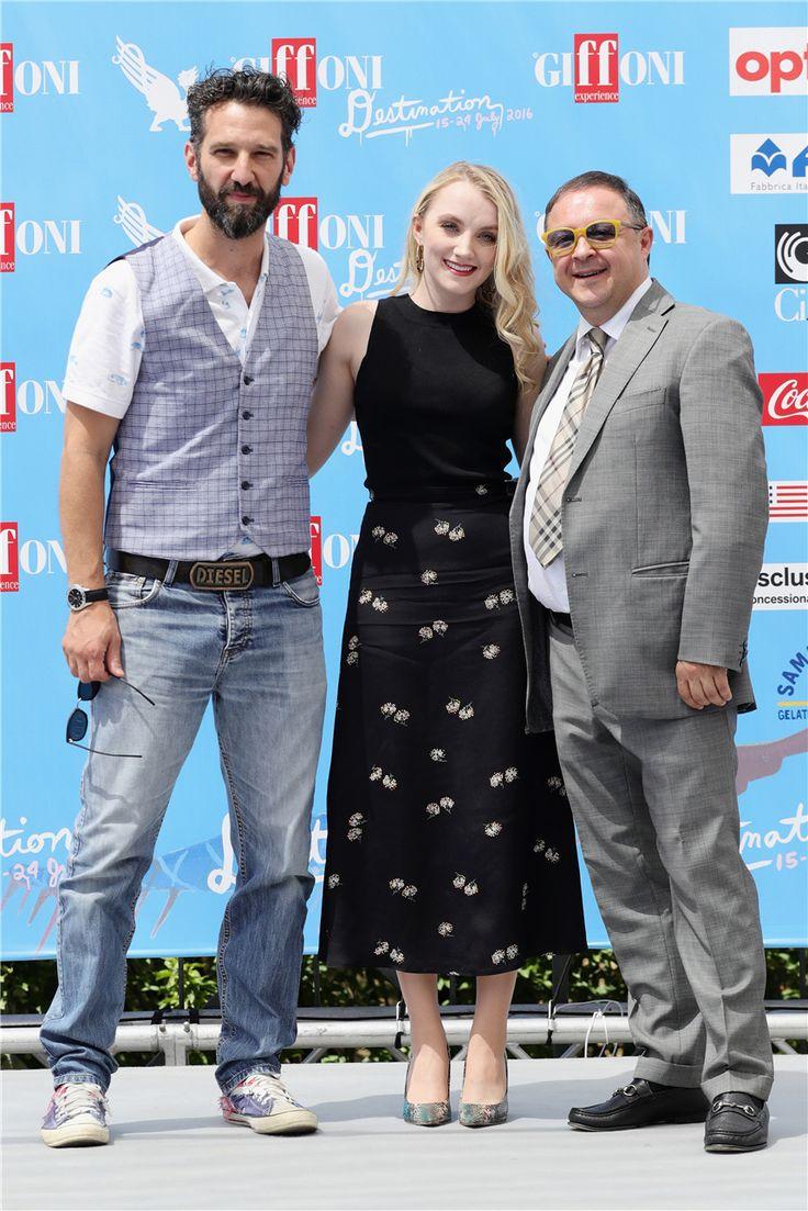 Evanna Lynch At Giffoni Film Fest 2016 Style | Zhiboxs.com