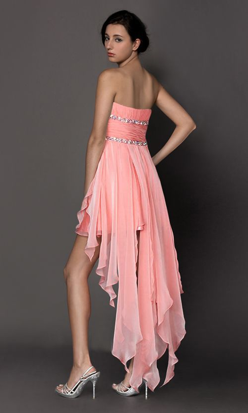 Long Semi Formal Dresses for Juniors with Straps