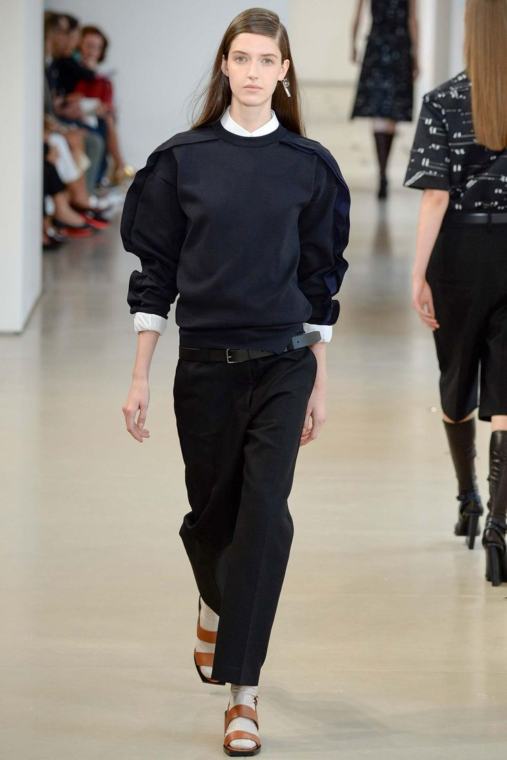 Spring 2015 Ready-to-Wear - Jil Sander