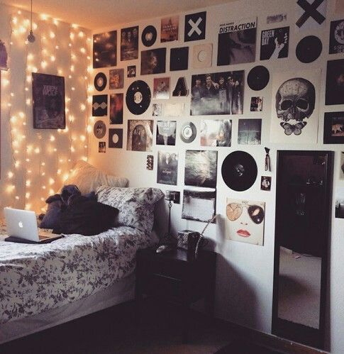 25 best ideas about punk room on pinterest punk bedroom rock bedroom and punk rock bedroom - Grune dekoration ...
