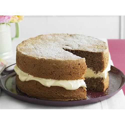 Ginger sponge recipe - By Australian Women's Weekly