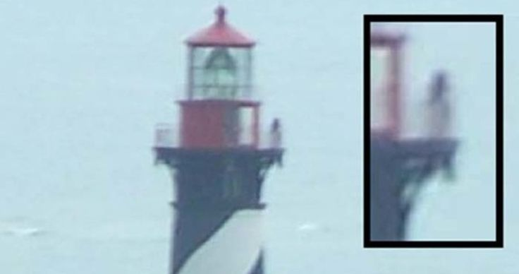 If You Don't Believe In Ghosts, You Might Want To Check Out These 18 Freaky Pictures