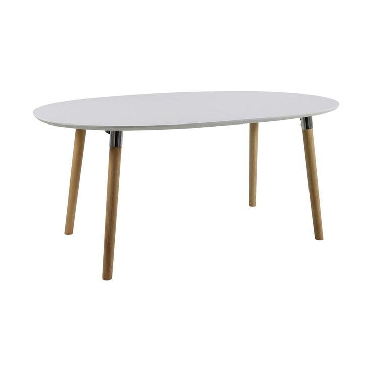 Esstisch weiß oval  Die besten 25+ Esstisch oval Ideen auf Pinterest | Ovale esstische ...