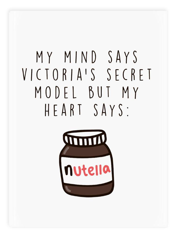 Nutella Notebook
