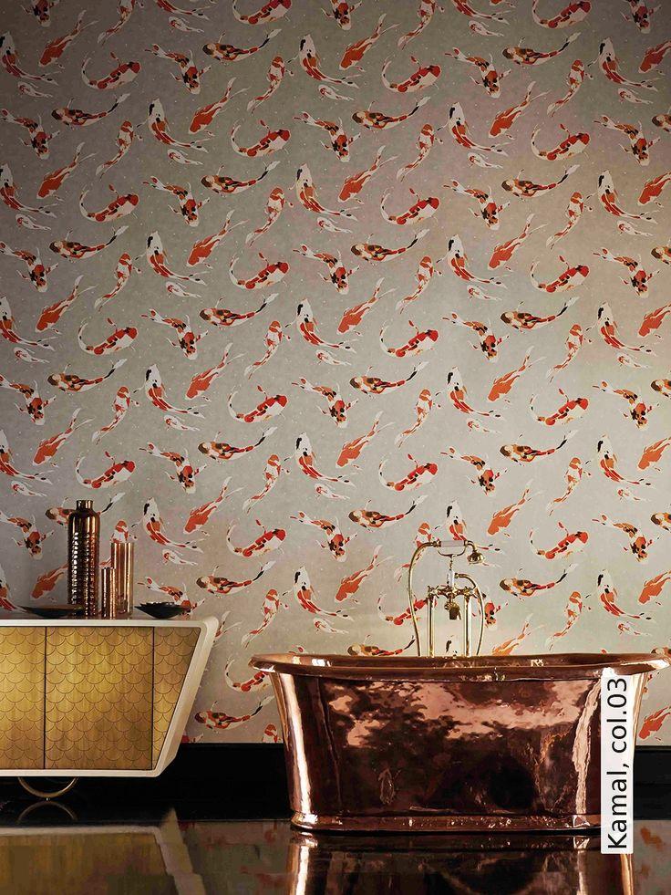 die besten 17 ideen zu toiletten tapete auf pinterest wc renovieren halbes badezimmer und. Black Bedroom Furniture Sets. Home Design Ideas