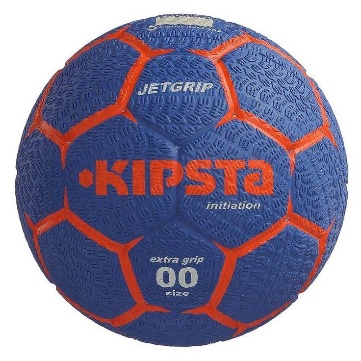 Jet Grip Handball Size 0 blue orange Decathlon