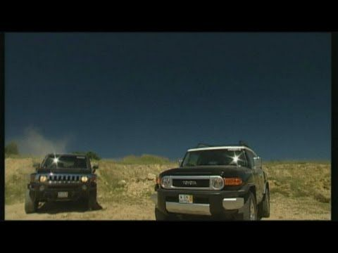 Westin Bull Bar Installation Toyota FJ Cruiser - YouTube