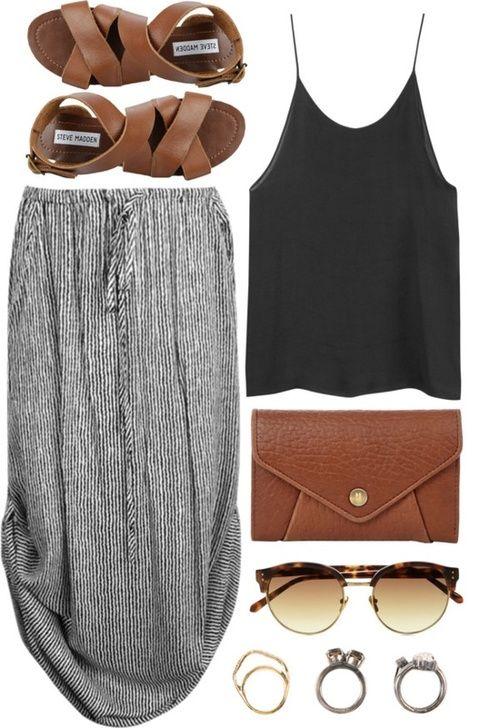 Laura Elizabeth • Summer Outfits