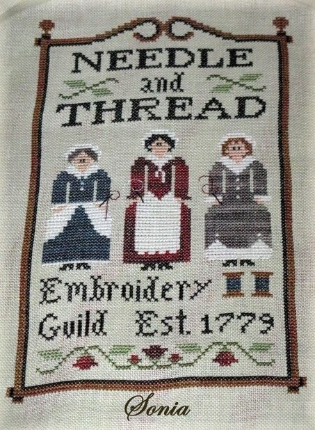Embroidery Guild