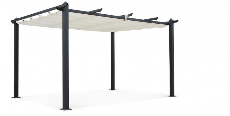 best 20 pergola toile retractable ideas on pinterest. Black Bedroom Furniture Sets. Home Design Ideas