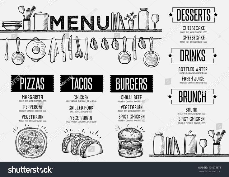 stock-vector-cafe-menu-food-placemat-brochure-restaurant-template-design-creative-vintage-brunch-flyer-with-494278573.jpg 1,500×1,158 pixels