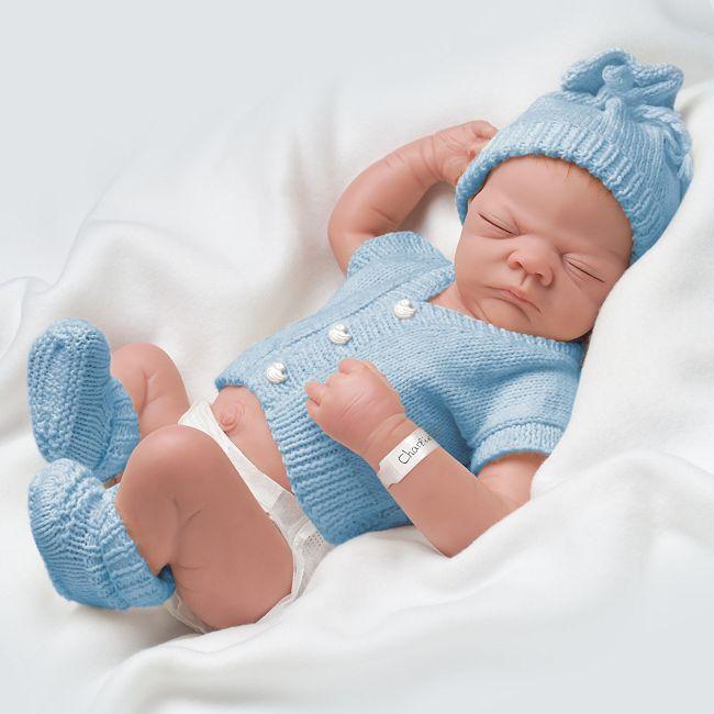 Ashton Drake Truly Real Babies Ashton Drake Charlie