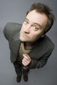 David Hewlett - this man is seriously funny