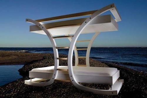Vielseitige Stockbett für kleine Schlafzimmer-Designs von Mimondo