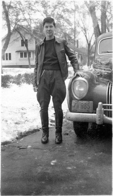 Johnny Carson 1940