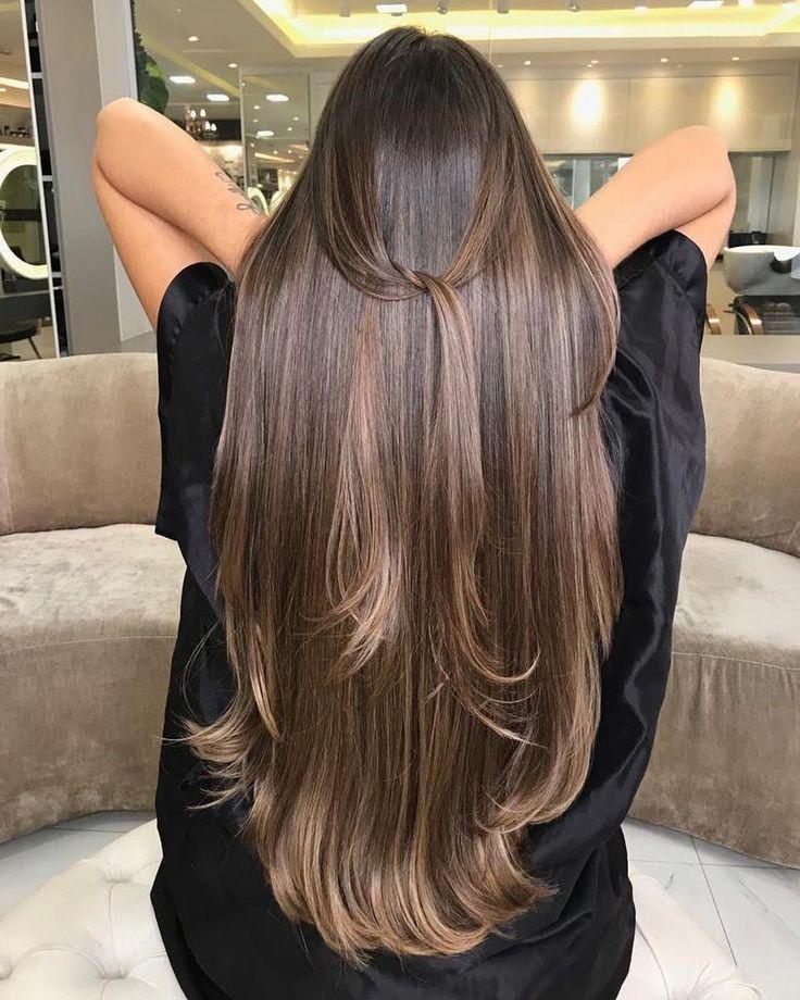 Cabelos longos em 30 Dias? Clique na Imagem e descubra o Método Revolucionário Que está deixando as Mulheres Com cabelos de Rapunzel! Como t… | Haircuts for long hair, Long hair styles, Balayage hair