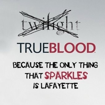 true blood: Vampire, True Blood, Trueblood, Twilight, True Love, Funny, Book, Movie, So True