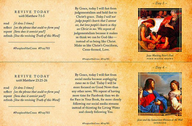 The Call for the Next 40 Days: To the Nations Spiritual growth and encouragement